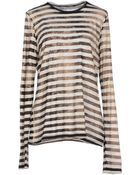 Proenza Schouler T-Shirt - Lyst