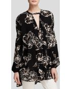 Free People Tunic Top - Printed Snap Out Of It Swing - Lyst