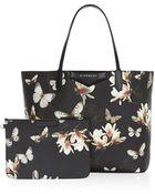 Givenchy Magnolia Printed Small Antigona Shopping Bag - Lyst