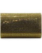 Judith Leiber Couture Fizzy Crystal Clutch Bag - Lyst