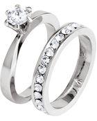H&M 2-Pack Crystal Rings - Lyst