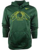 Nike Men'S Oregon Ducks Local Characteristic Hoodie - Lyst