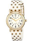 Timex® Weekender Reversible Nylon Strap Watch - Lyst