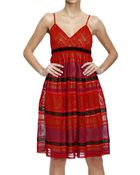 M Missoni Dress Strap - Lyst