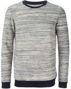 Folk Marled Sweater - Lyst