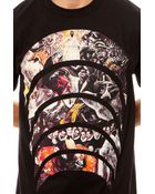 Black Scale The Death Crescent Tee - Lyst
