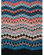 Missoni Waves Scarf - Lyst