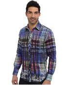 Robert Graham Gingerman L/S Woven Sport Shirt - Lyst