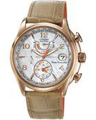 Citizen Ladies Ecodrive World Time Clock Watch - Lyst