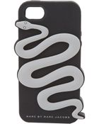 Marc By Marc Jacobs Royal Python Iphone 5 Case - Lyst