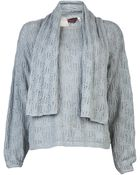 Kenzo Vintage Loose Knit Sweater - Lyst