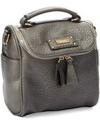 Kensie Textured Leather Crossbody Bag - Lyst