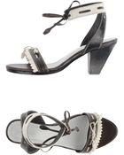 Diesel Sandals - Lyst