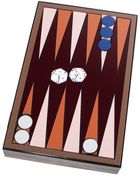 Yazbukey Backgammon Box Clutch - Lyst