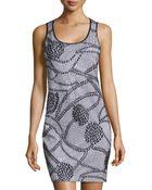 Grayse Embellished Lace Sleeveless Dress - Lyst