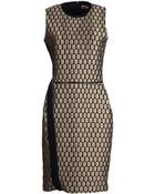 Reed Krakoff Short Dress - Lyst