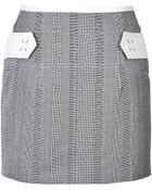 Alexander Wang High-Waisted Skirt - Lyst