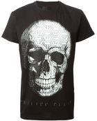 Philipp Plein 'Tribute' T-Shirt - Lyst