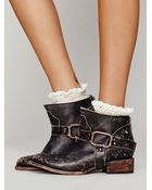Freebird by Steven Womens Quartz Ankle Boot - Lyst