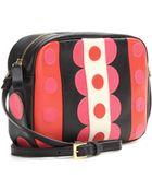 Valentino Carmen Leather Shoulder Bag - Lyst