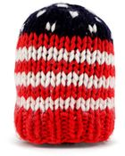 Wool And The Gang Born In The Usa Beanie - Lyst