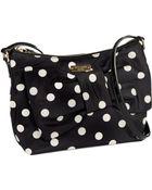 Kate Spade Polka-dot Print Crossbody Bag - Lyst