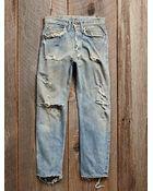 Free People Vintage Levis Jeans - Lyst