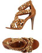 Tory Burch Sandals - Lyst