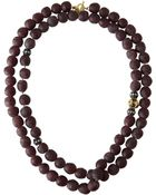 Armenta Diamond Beaded Necklace - Lyst