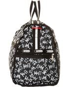 LeSportsac The X Curtis Kulig Large Weekender Duffle Bag - Lyst