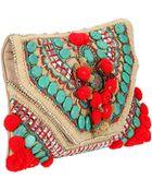 Antik Batik Night Out Bag/Clutch Bag - Cuzco1Wal - Lyst