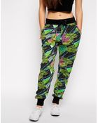 Bellfield Jungle Print Loose Fit Pants - Lyst