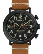 Shinola 41Mm Runwell Chrono Watch - Lyst