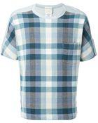 Stephan Schneider Lou Lou Topaz Light Blue T-Shirt - Lyst