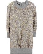 Dolce & Gabbana Jacquard Sweater - Lyst