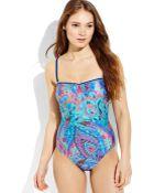 Gottex Sierra One-Piece Swimsuit - Lyst