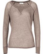Closed Cotton-Cashmere Henley - Lyst