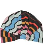 Missoni Viscose Knit Turban - Lyst