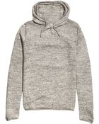 H&M Hooded Jumper - Lyst