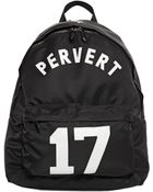 Givenchy 17 Pervert Printed Nylon Backpack - Lyst