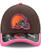 New Era Cleveland Browns Breast Cancer Awareness 39thirty Cap - Lyst