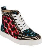 Christian Louboutin Rantus Orlanto Hightop Sneaker - Lyst