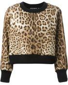 Dolce & Gabbana Printed Sweatshirt - Lyst