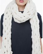 Wool And The Gang Moby Scarf - Lyst