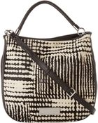 Marc By Marc Jacobs Too Hot To Handle Blurred Dot Hobo - Lyst