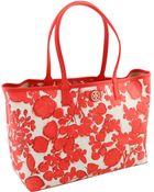 Tory Burch Kerrington Shopper Bag - Lyst