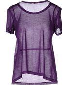 Marni Short Sleeve Tshirt - Lyst
