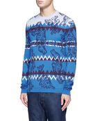 Kenzo Monster Tool Wool Sweater - Lyst