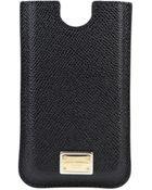 Dolce & Gabbana Hi-Tech Accessory - Lyst