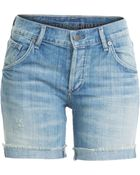 Citizens of Humanity Vintage-Inspired Shorts - Lyst